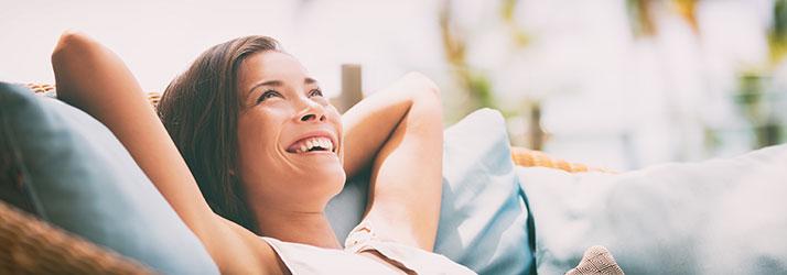 Chiropractic Portland OR Smiling Girl