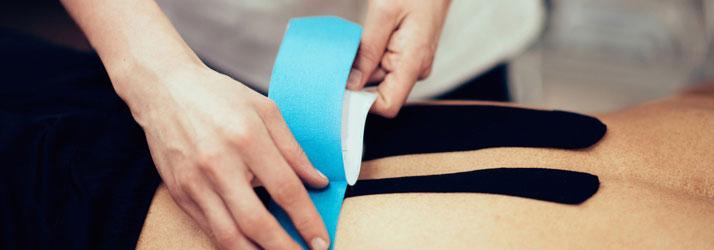 Chiropractic Portland OR Kinesio Tape